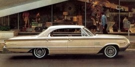 1964 Mercury Montclair 4 Door