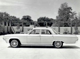 1964 Oldsmobile Super 88 Celebrity Sedan