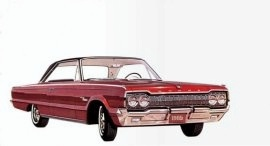 1965 Dodge Monaco Coupe