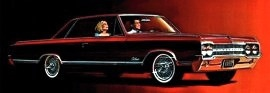 1965 Oldsmobile F-85 Holiday Cutlas