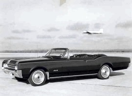 1965 Oldsmobile Jetstar 88 Convertible
