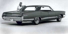 1965 Pontiac Star Chief Vista 4 Door
