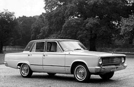 1966 Chrysler Valiant Regal