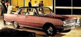 1966 Chrysler Valiant VIP