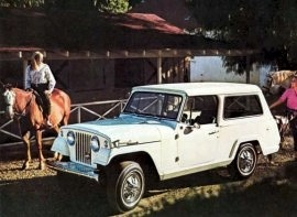1966 Jeep Jeepster Commando