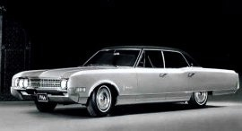 1966 Oldsmobile Ninety Eight Luxury