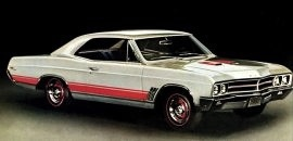 1967 Buick GS GS340