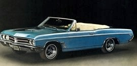 1967 Buick GS GS400 Convertible
