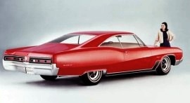 1967 Buick Wildcat Sport Coupe