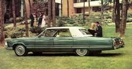1967 Imperial LeBaron 4 Door