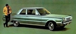 1967 Plymouth Belvedere I
