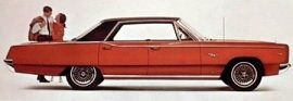 1967 Plymouth Fury 2 Door