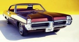 1967 Pontiac Catalina Hardtop Sedan