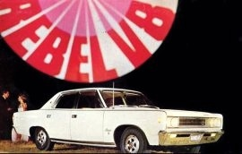1968 AMC Rambler Rebel