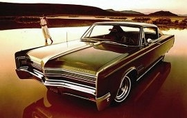1968 Chrysler 300 Hardtop Coupe