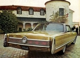 1968 Imperial Crown 4 Door Hardtop
