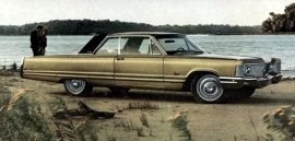 1968 Imperial Crown Coupe