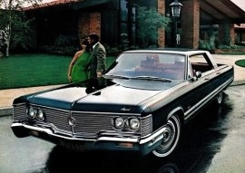 1968 Imperial LeBaron 4 Door