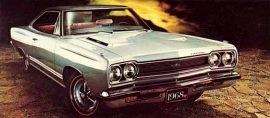 1968 Plymouth GTX 2 Door