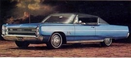 1968 Plymouth Sport Fury 2 Door