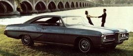 1968 Pontiac Catalina 2 Door