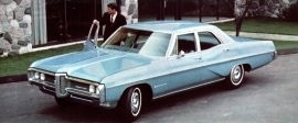 1968 Pontiac Executive Sedan