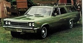 1970 AMC Rebel SST Wagon