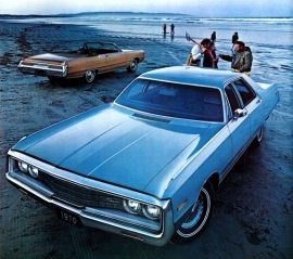 1970 Chrysler Newport