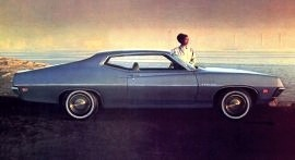 1970 Ford Torino Sportsroof