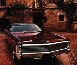 1970 Imperial Lebaron 4 Door