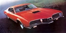 1970 Mercury Cyclone CJ