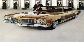 1970 Oldsmobile Delta 88 Royale