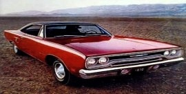 1970 Plymouth Belvedere Sport Satellite