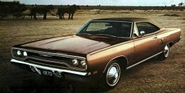 1970 Plymouth Satellite Sport 2 Door