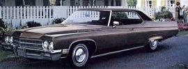 1971 Buick Electra 225 Sport Coupe