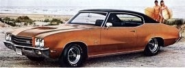 1971 Buick GS GS455 Sport Coupe