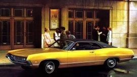 1971 Ford Torino Brougham