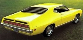 1971 Ford Torino GT Sportsroof