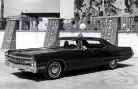 1971 Imperial LeBaron 2 Door