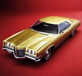 1971 Pontiac Catalina Coupe