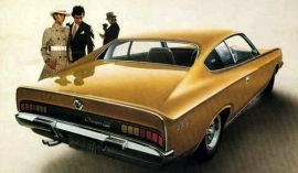 1972 Chrysler Charger