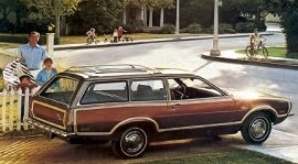 1972 Ford Pinto Wagon