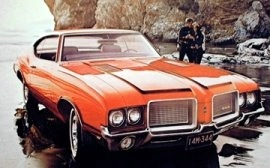 1972 Oldsmobile Cutlass S 442