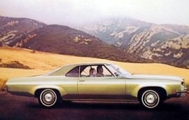 1972 Oldsmobile Delta 88 Royale Hardtop Coupe
