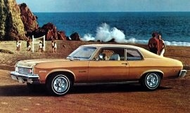 1973 Chevrolet Nova Custom Coupe