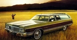 1973 Chrysler Town and Country