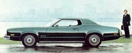 1973 Mercury Montego 2 Door