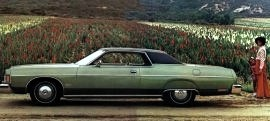 1973 Mercury Monterey Custom 2 Door