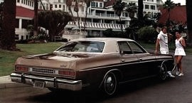 1973 Mercury Monterey Custom 4 Door