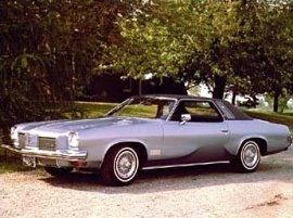 1973 Oldsmobile Cutlass Supreme Coupe